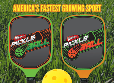 Pickle Ball - America's Fastest Growing Sport