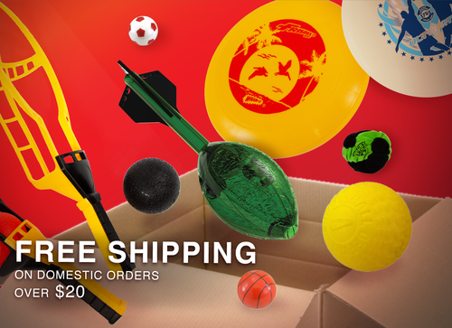 Shop Free Shipping On All Domestic Orders Over $20