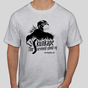 SkunkApe Survives COVID-19 T-Shirt