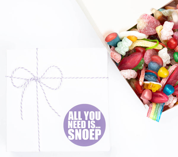 ALL YOU NEED IS SNOEP -Mix