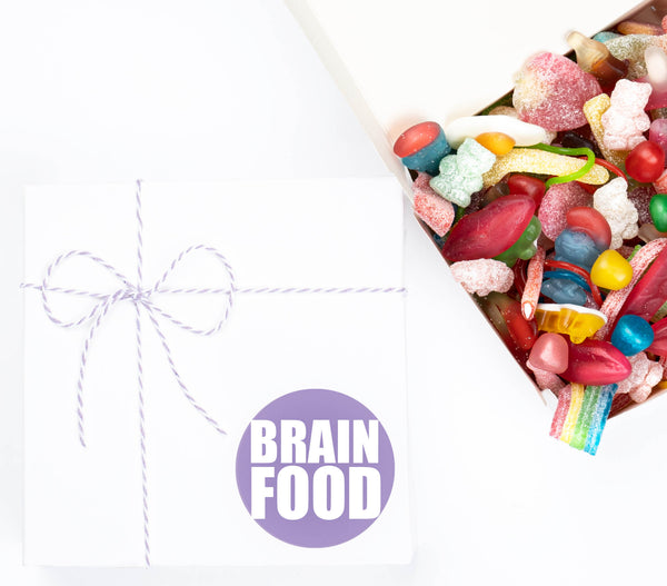 BRAINFOOD -Mix