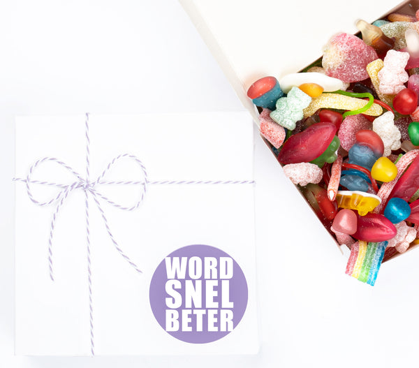 WORD SNEL BETER -Mix