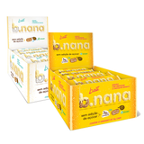 Kit - b.nana amendoim e coco com chocolate branco - 24 unidades