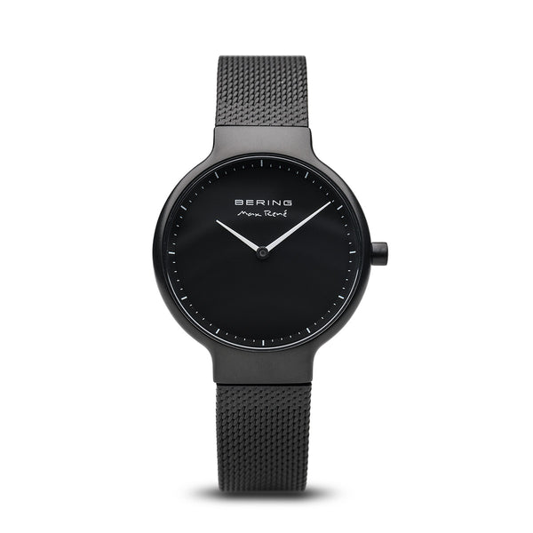 Bering Max René Matt Black Watch 31mm
