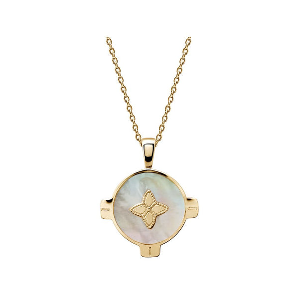 Murkani Harmony Necklace in 18kt Yellow Gold Plate
