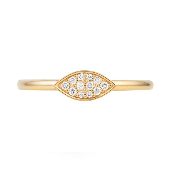 Diamond Pave Dress Ring