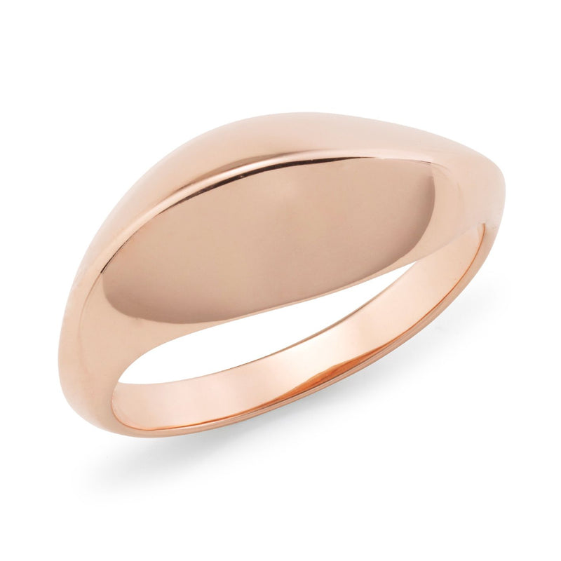 Gold Domed Ring