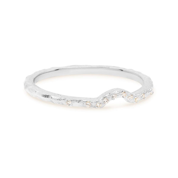 By Charlotte Silver Journey Ring