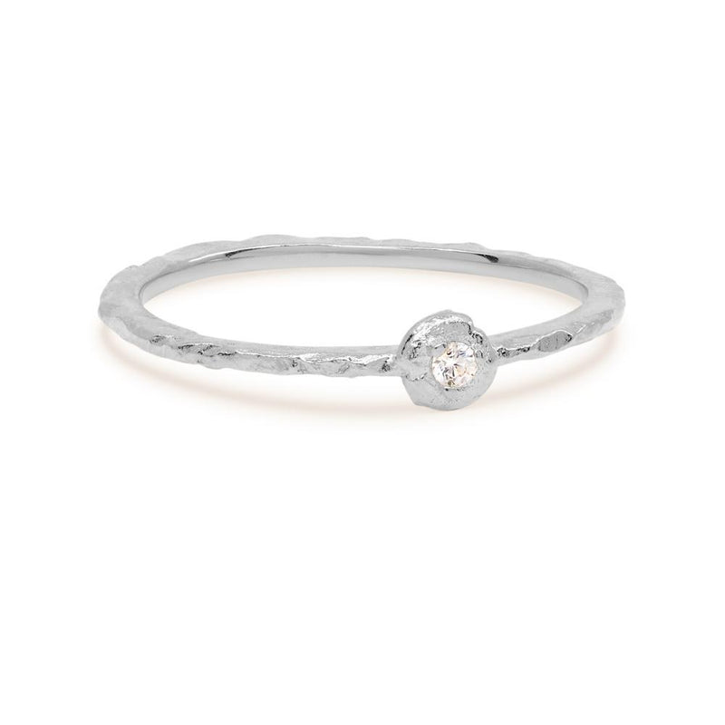 By Charlotte Silver Guiding Light Ring