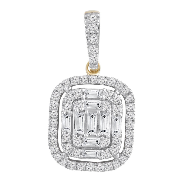 0.50ct Diamond Pendant