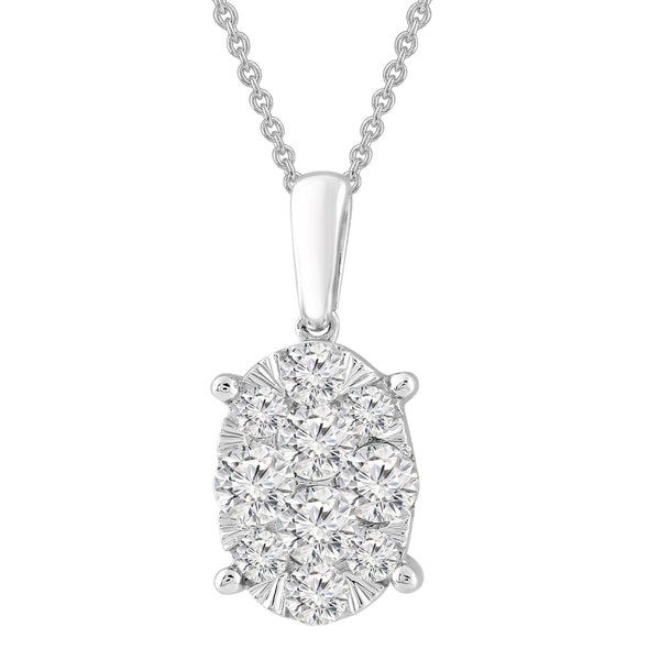 0.50ct Diamond Necklace