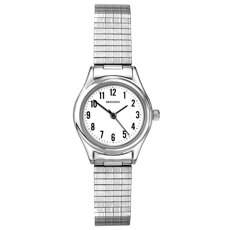 Sekonda Silver Expandable Watch