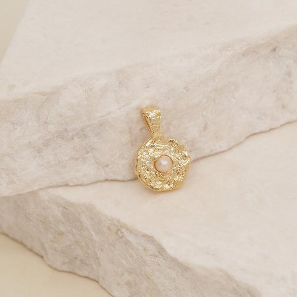 By Charlotte June Birthstone Pendant