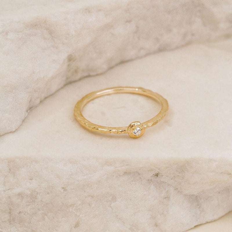 By Charlotte Guiding Light Ring