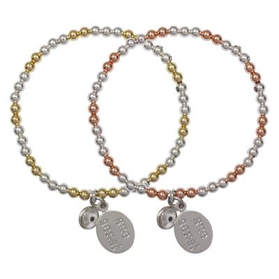 Sue Sensi Will Always Love You Bracelet