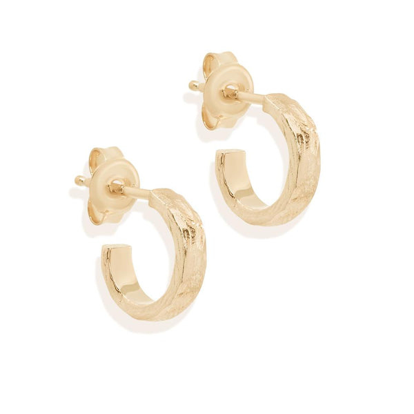 By Charlotte Gold Surrender Hoops