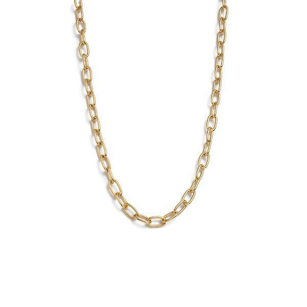 Tidal Chain 18k gold plated