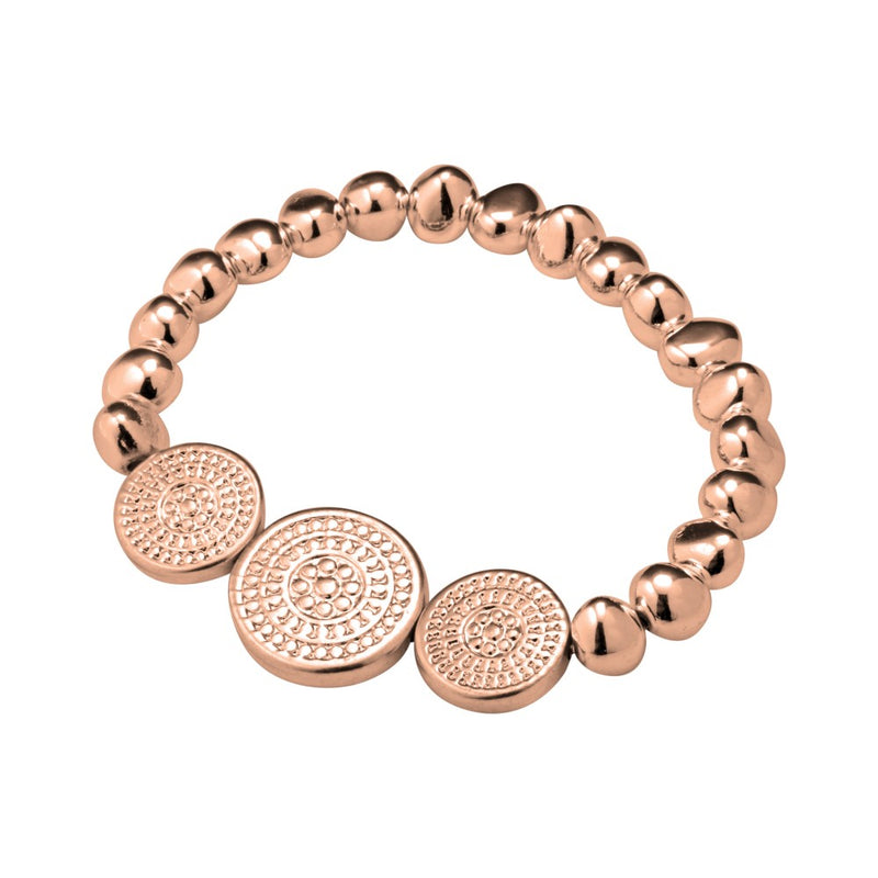Stainless Steel Fashion Ball Bracelet