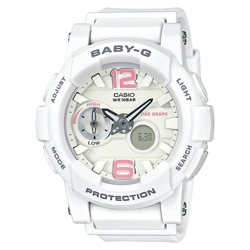 Baby- G Rose and White Gold