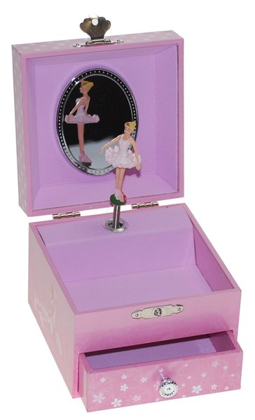 Children's Musical Jewellery Box