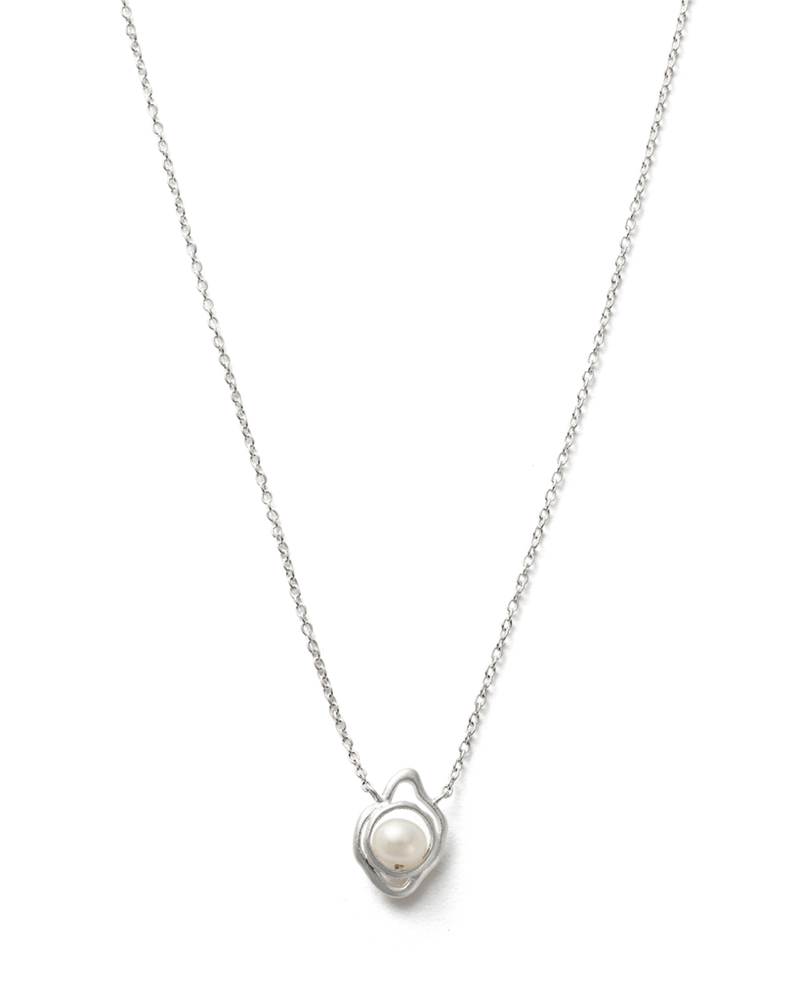Kirstin Ash Ebb and Flow Necklace- Sterling Silver