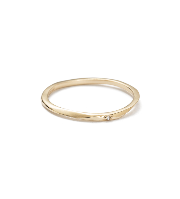 Kirstin Ash Ebb and Flow Diamond Ring- 9k Gold