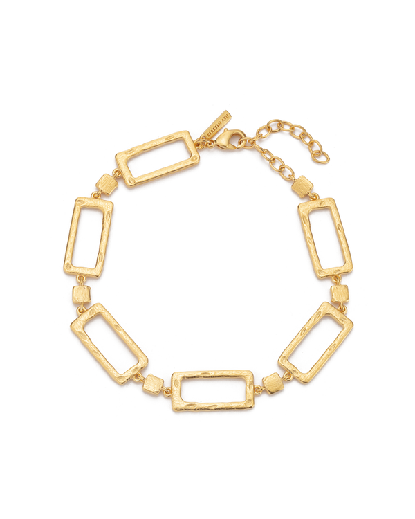 Kirstin Ash Elements Chain Bracelet- 18k gold vermeil