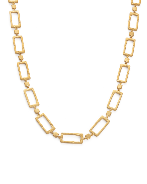 Kirstin Ash Elements Chain Necklace- 18k gold vermeil