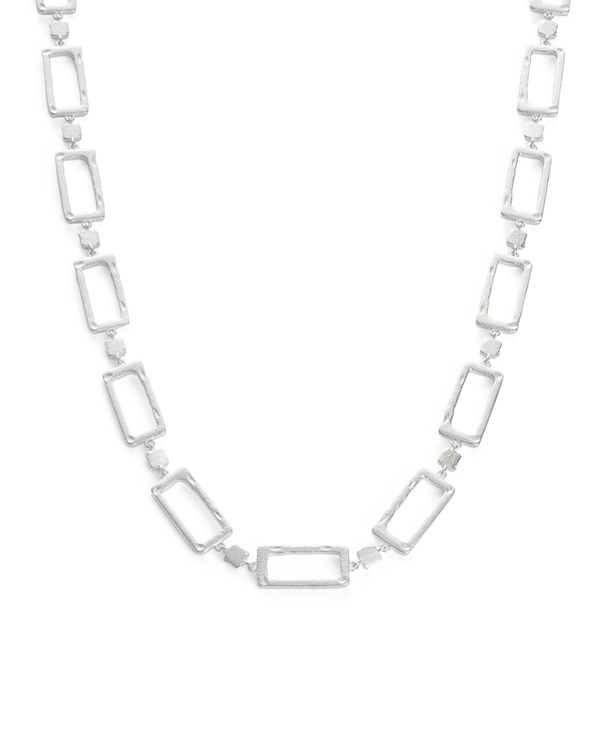 Kirstin Ash Elements Chain Necklace- Sterling Silver