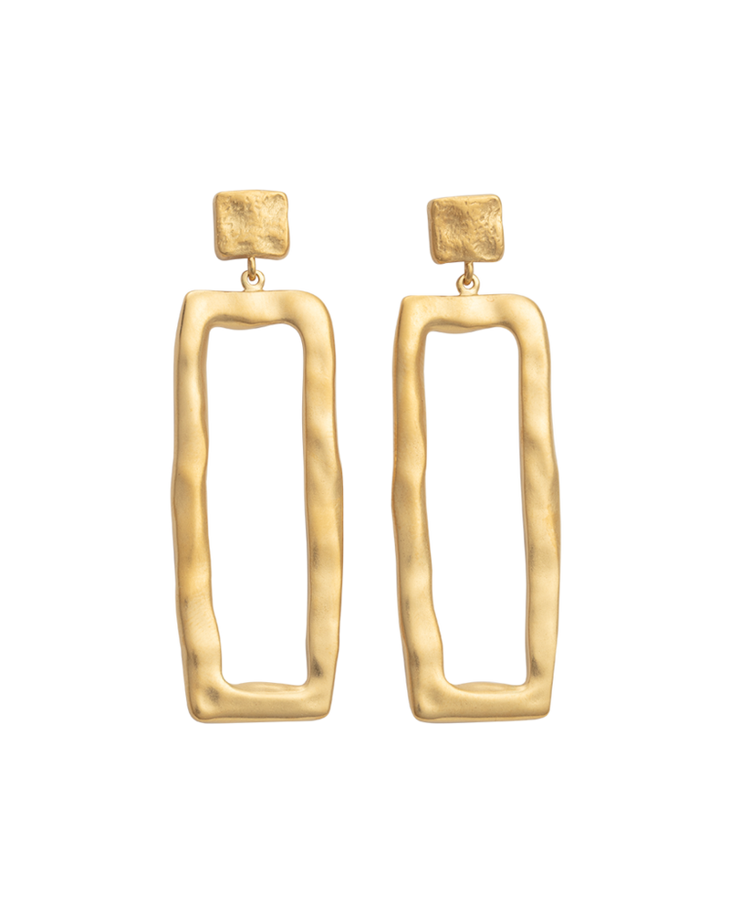 Kirstin Ash Elements Earrings- 18k gold vermeil