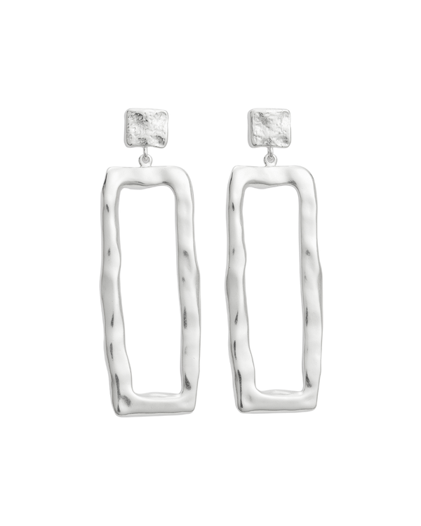 Kirstin Ash Element Earrings- Sterling Silver