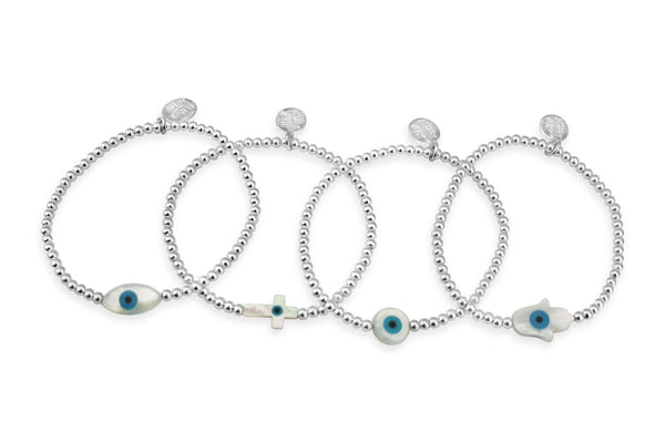 Sue Sensi Eye Catching Bracelet