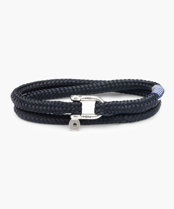 Pig and Hen SALTY SLIM NAVY | SILVER