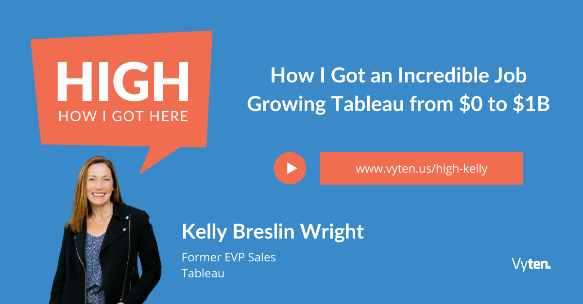 Tableau: Kelly Breslin Wright