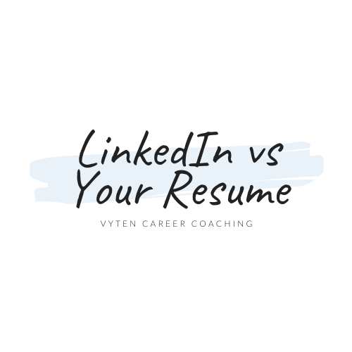 LinkedIn vs Your Resume: Standing Out to Recruiters