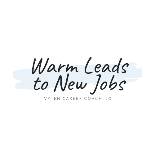 Warm Leads to New Jobs: Exploring your Network's Connections