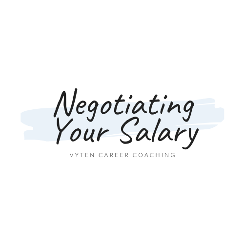 Negotiating Your Salary: Getting the Pay Your Deserve