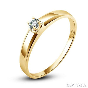 bague femme or mariage