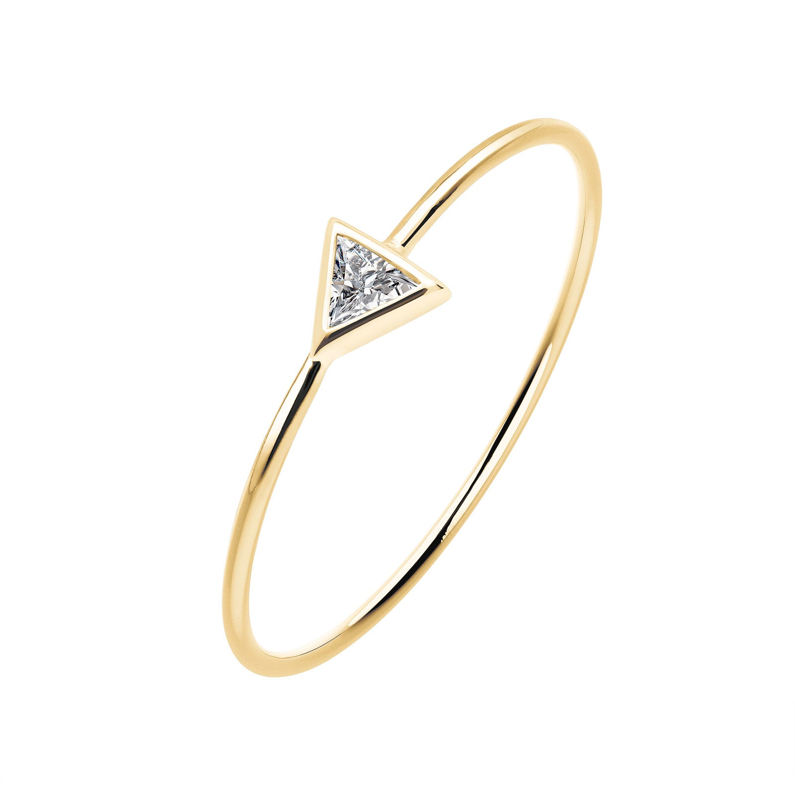 bague or triangle