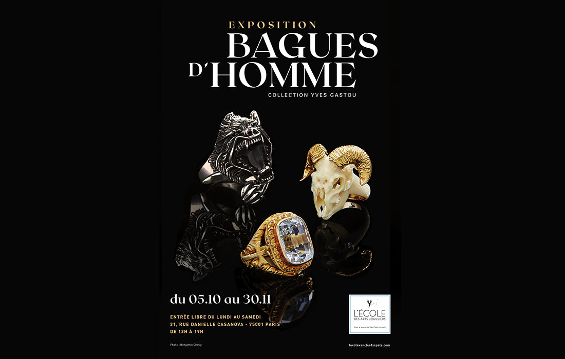 expo bague homme