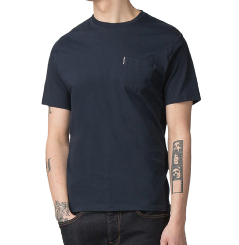 Ben Sherman Plain Tee - Navy