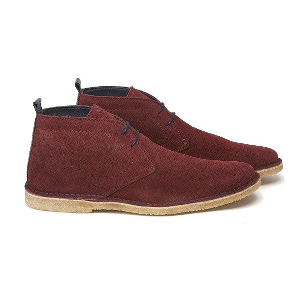 Delicious Junction Crowley - Burgundy - Delicious Junction - Mod Wear - 1
