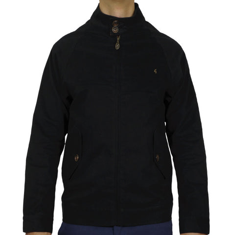 Gabicci Vintage Harrington - Black