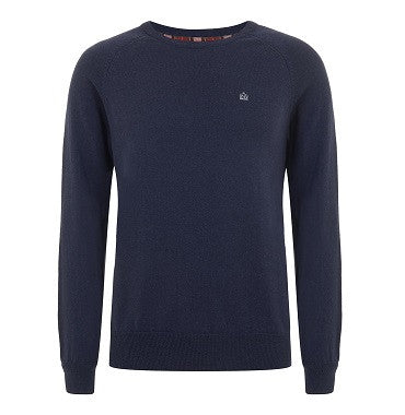 Merc Berty Jumper - Navy