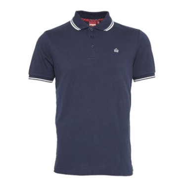Merc Card Polo - Navy - Merc - Mod Wear - 1