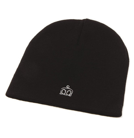 Merc Collins Beanie Hat - Black