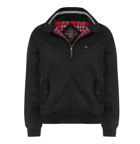 Merc Harrington 'Fifty' - Black