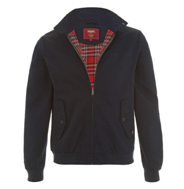 Merc Harrington - Navy - Merc - Mod Wear - 1