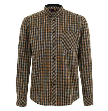 Merc Roswell Shirt - Dark Green
