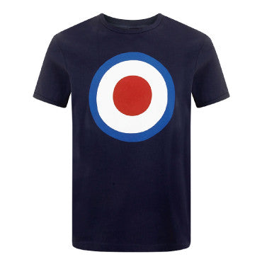 Merc Ticket T-Shirt - Navy